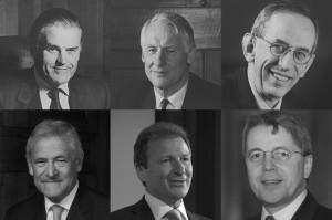 Cabinet secretaries