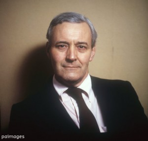 Tony Benn - Bradsworth Colliery, Yorkshire in 1977
