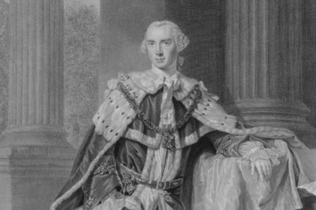 John Stuart - Earl of Bute
