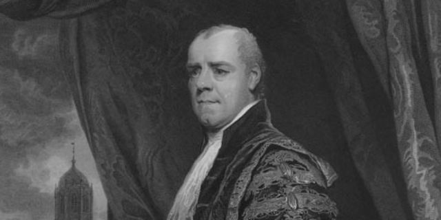 Image of William Wyndham Grenville Source: Government Art Collection