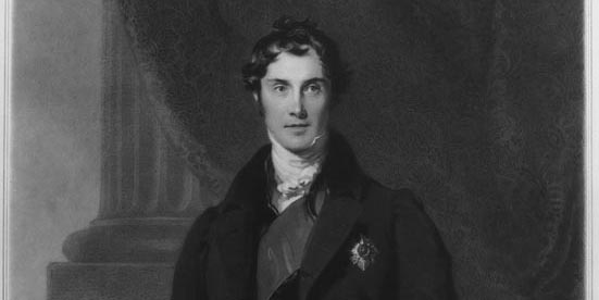 George Hamilton-Gordon, 4th Earl of Aberdeen (1784-1860)