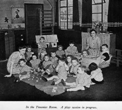 National Health Services Day Nurseries, 1948-1957, MH 134/6(2), The National Archives
