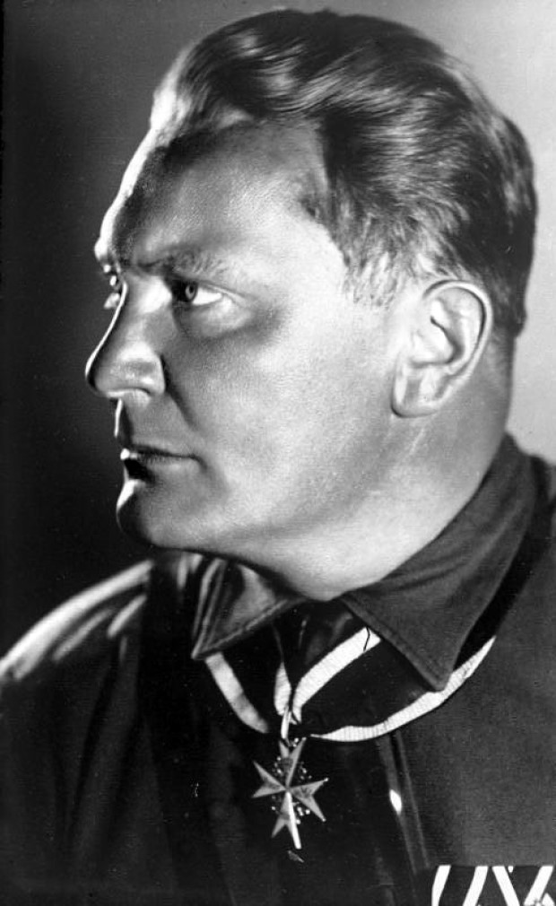 Portrait of Hermann Göring in Nazi Party uniform